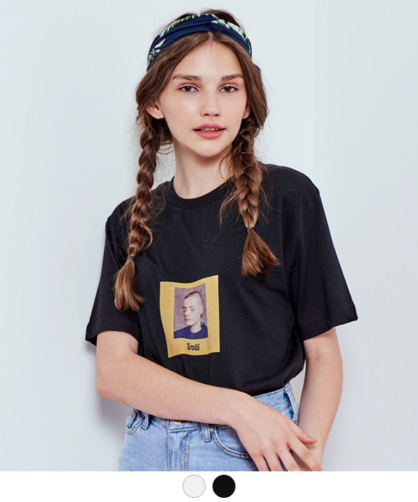 PORTRAIT T-SHIRTS
