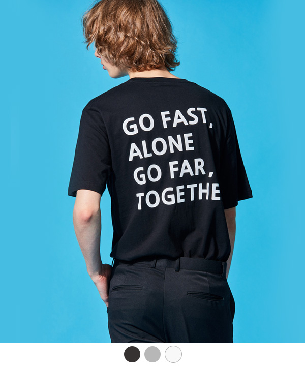 GO TOGETHER T-SHIRTS