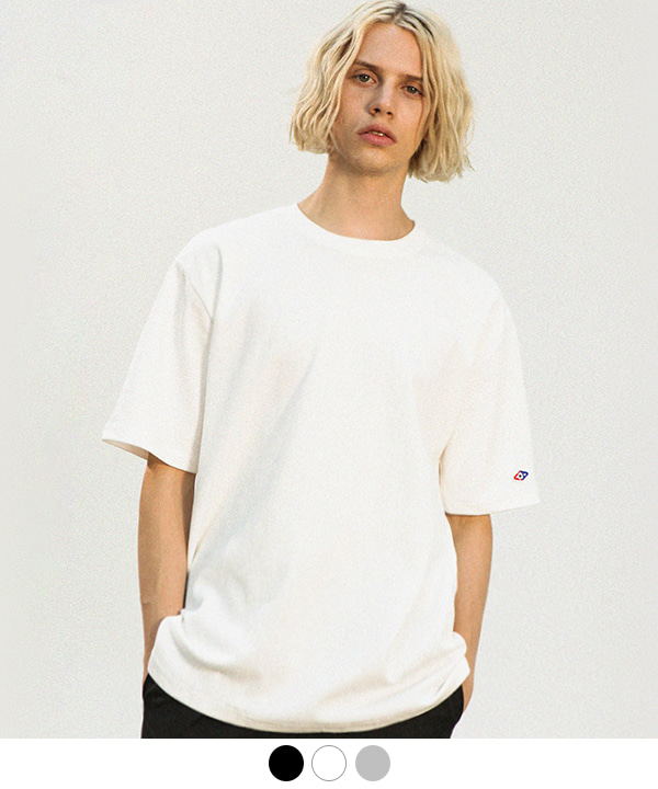 Double Cotton Long T-Shirts